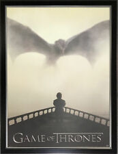 Game of Thrones - Museum Framed Poster of Dragon