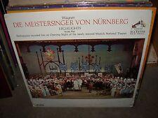 KEILBERTH / WAGNER die meistersinger von nurnberg ( classical ) rca SEALED NEW