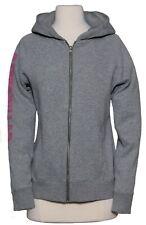 Caterpillar CAT Zinnia dark heather ladies full-zip hoodie hooded sweatshirt