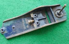 POPE no. 4 wood plane base for parts restoration vintage carpenters tool /pc