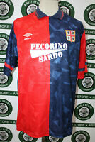 maglia calcio CAGLIARI OLIVEIRA TG XL 1992-93 shirt maillot trikot camiseta