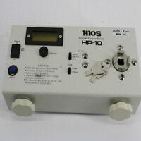 New in Box Hios HP-10 Digital Electric Screwdriver Torque Meter Tester
