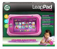 LeapFrog LeapPad Ultimate - Pink (602050) - LIKE NEW™