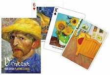 Playing Cards Vincent Van Gogh Piatnik Each Card is Different No. 1649