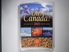 2003 OH CANADA! ROYAL CANADIAN MINT PROOFLIKE SET! CLASSIC! INV#352
