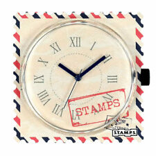 S.T.A.M.P.S. Stamps Uhr Zifferblatt Stamps