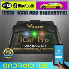 Vgate iCar Pro Bluetooth Diagnostic 4.0 BIMMERCODE for BMW iPhone Android OBD2