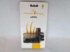 Trophy Ridge Level Vertical Drop Away Rest Right Hand Black