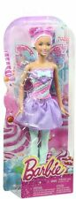 Mattel - Barbie Fairytale Fairy Doll - Candy Fashion - Brand New