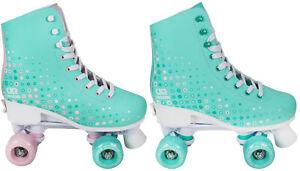 Rollschuhe Roller Skates Rollerskates Croxer Eysa verstellbare Größe - Neu!