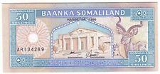 Somaliland P 7 b - 50 Shillings 1996 - UNC