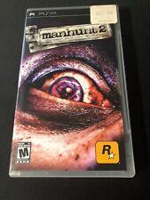 Manhunt 2 (Sony PSP, 2007) Complete!