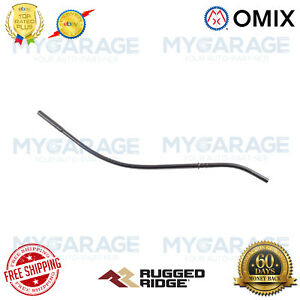 Omix-ADA For 74-83 Jeep 304 CID / 401 CID Engine Oil Dipstick Tube - 17424.02