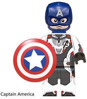 Avengers:Endgame Marvel Captain America Infinity War Superheroes Building Blocks