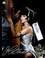 Joan Collins The Siren Batman Autographed Signed 8x10 Photo COA