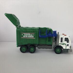 Tonka Metro Garbage Truck