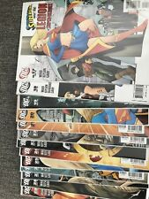 supergirl and the legion of super-heroes Comic Lot 17-29