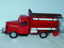 Matchbox MOY FIRE ENGINE SERIES 1909 BEDFORD WATER TANKER TRUCK -Red, 1/43 MIB