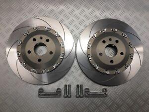 Audi TT RS  REAR 350mm floating brake disc brake kit, big 350mm