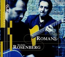 ROMANE - STOCHELO ROSENBERG  élégance / DIGIPACK