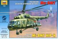 MIL Mi-8 MT / Mi-17 HIP H (SOVIET/RUSSIAN MARKINGS) #7253 1/72 ZVEZDA