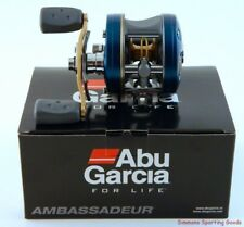 ABU GARCIA AMBASSADEUR 4600C4 RIGHT HAND BAITCAST REEL #1292713