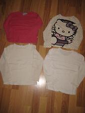 Kinderkleidung Shirtpaket Mädchen gr.98-104 Hello Kitty,H&M, TCM..