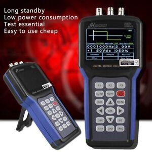 Pro JDS2023 Oscilloscope Handheld 200MSa/s Multimeter Scope Meter TFT LCD
