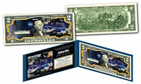 Space Shuttle ATLANTIS Missions Official Legal Tender U.S. $2 Bill NASA