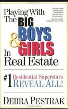 Playing with the Big Boys & Girls in Real Estate-ExLibrary
