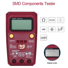 Portable SMD Components Tester for NPN and PNP Bipolar Transistors Diodes JFETs
