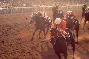 1970 Willie Shoemaker ACK ACK - 35mm Horse Racing Slide