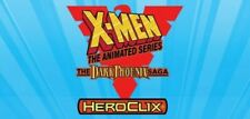 Heroclix X-Men Animated Series CUR Style 21 Figure Common Uncommon Set Lot CU