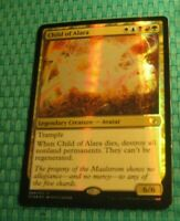 1x FOIL Child of Alara, NM-LP, From the Vault, EDH Commander Rules Change Color