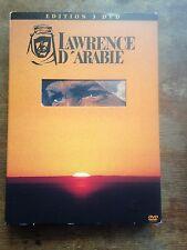 Lawrence d'arabie édition 3 DVD film de david lean avec peter o'toole