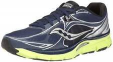 Saucony Mirage 5 Men's Running Shoes Size 11 Navy Blue Citron S20267-2 New w/Box