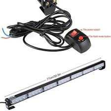 LED Strobe Light Beacon Tow Bar Traffic Hazard Emergency Warning Advisor Amber