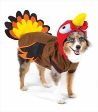 High Quality Fall Dog Costume TURKEY BIRD COSTUMES Dress Dogs For Thanksgiving