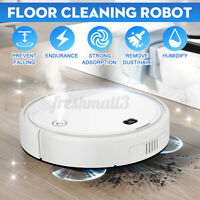 Smart Automatic Robot Vacuum Sweeper Machine Mop Floor Cleaner Edge Clean Dust