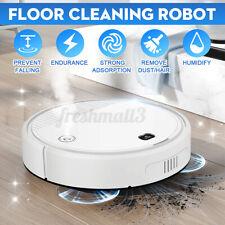 Aspirador Robô Inteligente Automático Máquina De Vassoura Mop Limpador De Piso limpo Borda poeira