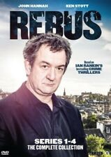 Rebus : The Complete Collection Seasons 1 - 4 (7 DVD)