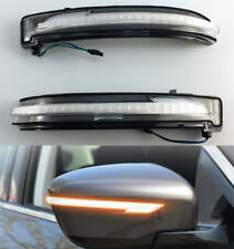 Dynamic LED Mirror Turn Signal Light For Nissan Murano Z52 Pathfinder R52 2017+