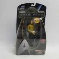 "Star Trek Warp Collection Kirk Action Figure Playmates 2009 6"" New Sealed READ!!"