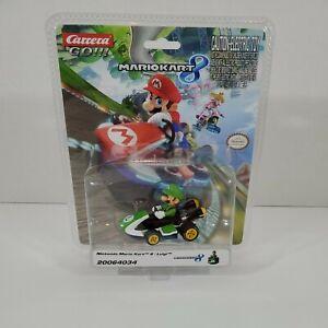 Mario Kart 8 - Luigi 1:43 Electric Slot Car. New.