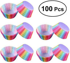 200Pcs Disposable Cupcake Liners Baking Cups Nonstick Paper Cake Muffins Cup
