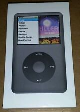 Brand New Sealed Apple iPod Classic 7th Generation Black (160 Gb) (Latest Model)