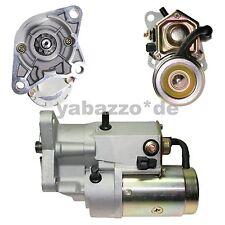 * NEU * Anlasser MAZDA 626 IV (GE) 2.0 D GLX Comprex NEU !! TOP !!