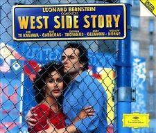 Bernstein: West Side Story; SYmphonic Suite from On the Waterfront by Leonard Be