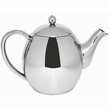 Sabichi Double Wall Stainless Steel Teapot 1200ml Mirror (89311)