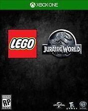LEGO Jurassic World - Microsoft Xbox One Game - Complete